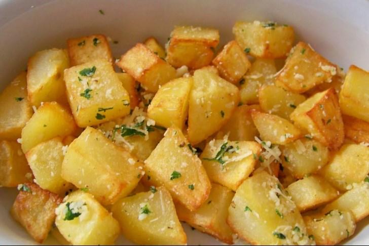 Receita de Deliciosas Batatas Sauté