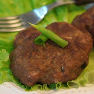 Receita de Mini Hambúrguer Caseiro